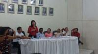 Reunião com Deputada Federal Simone Morgado